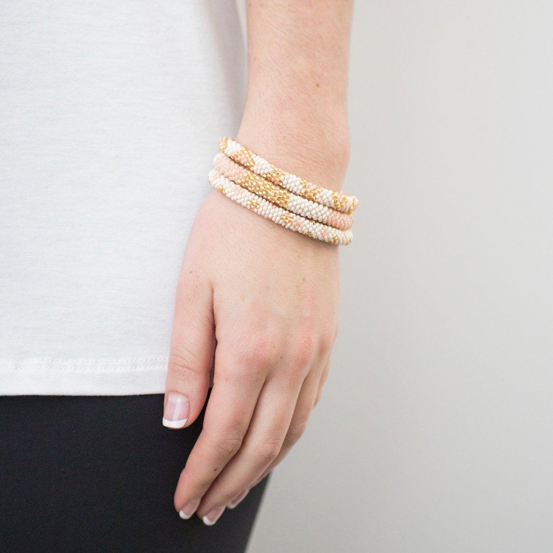 3 sæt Perle armbånd Amour