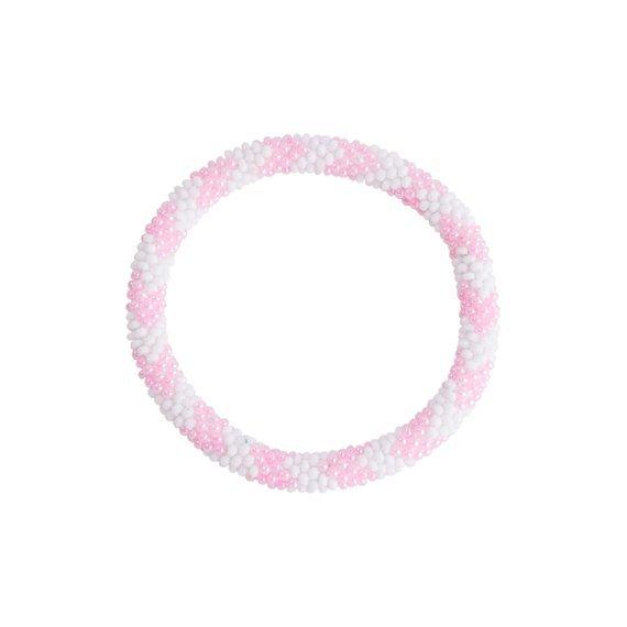 Nepal perle armbånd / roll on bracelet