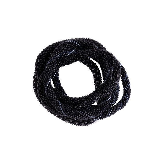 Nepal perle armbånd/ roll on bracelet