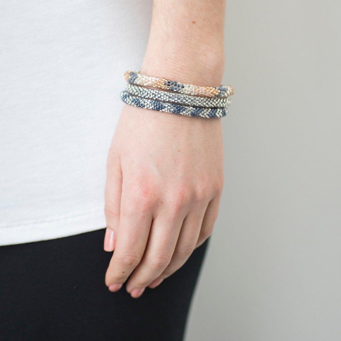 3 sæt Perle armbånd Soft