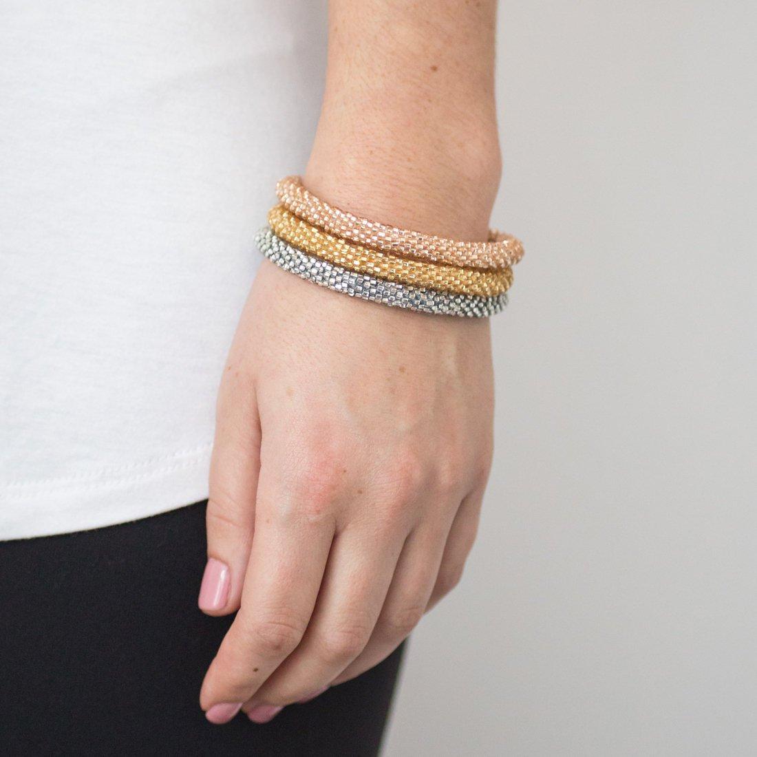 3 sæt Perle armbånd Chic