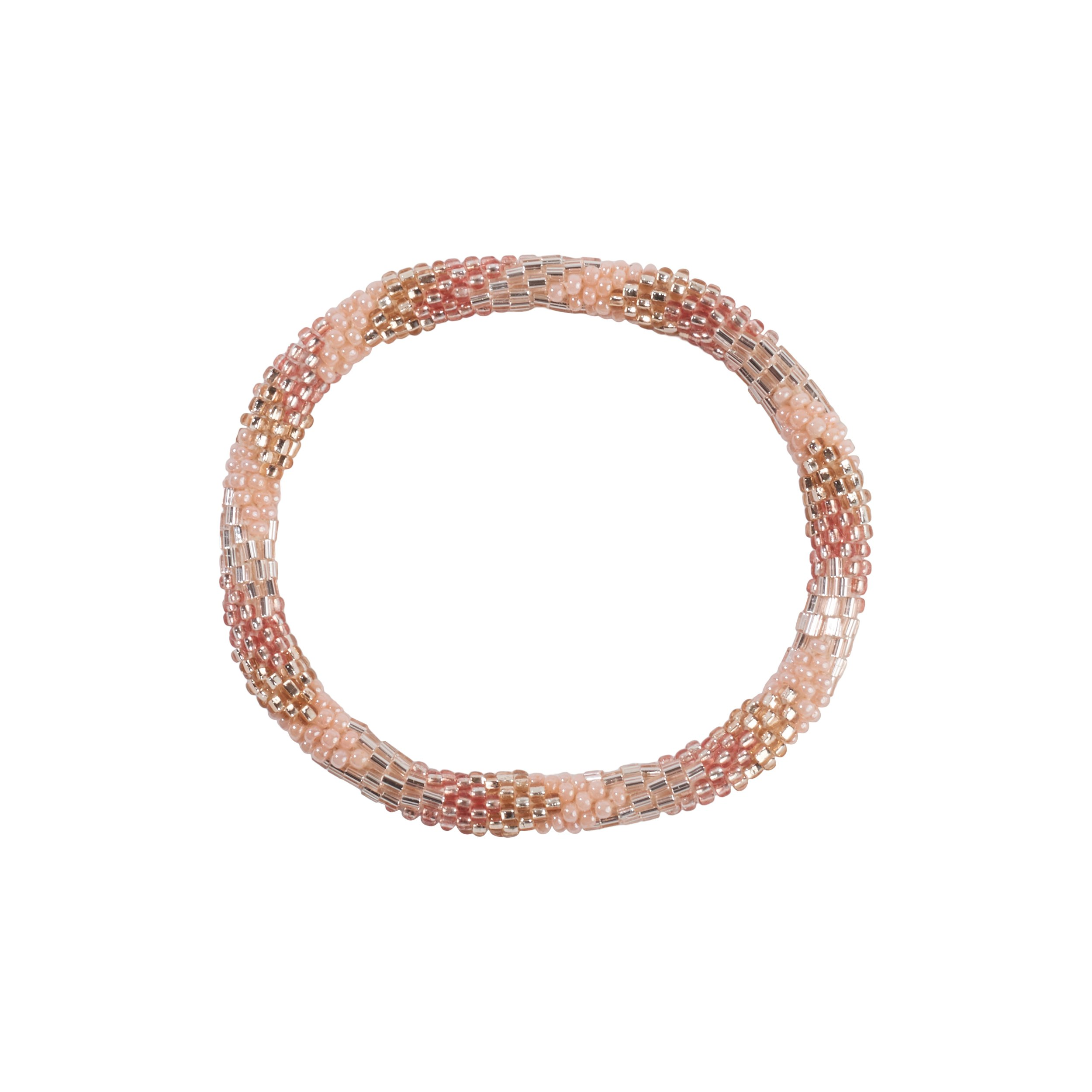 Nepal perle armbånd / Roll on bracelet